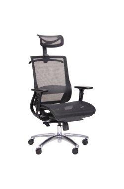 Кресло Coder Black, Alum, Grey - AMF - 546950