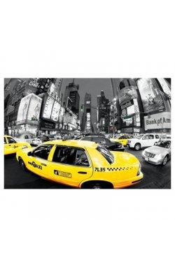 "Постер ""Rush hour Times Square (Yel"" - wws-648"