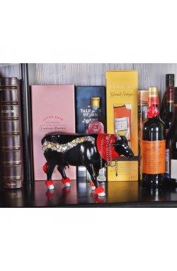 Коллекционная статуэтка корова Haute Cow-ture - wws-4272