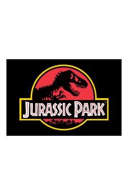 "Постер ""Парк Юрского периода (классический логотип)"" 91,5 х 61 см - wws-8865"