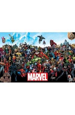 Постер Marvel (Universe) - wws-5948