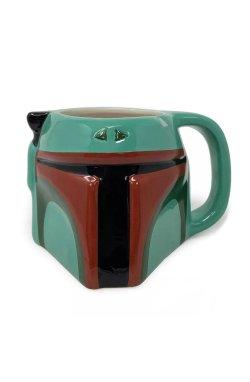 Чашка из вселенной Звездных войн (Бобба Фетт), 400 мл - wws-8855