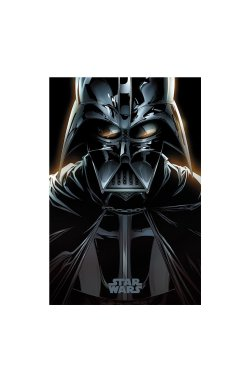 """Постер """"Star Wars (Vader Comic)"""" 61 х 91,5 см - wws-8897"""