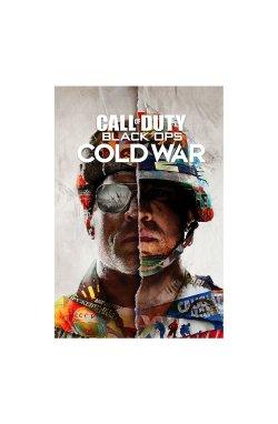 "Постер ""Call of Duty: Black Ops Cold War (Split)"" 61 х 91,5 см - wws-8901"
