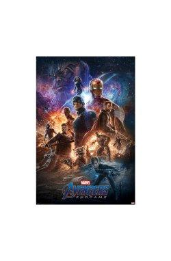 "Постер ""Мстители: Финал (Из Пепла)"" 61 х 91,5 см - wws-8912"