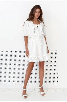 Платье 3152-c01 - Молоко