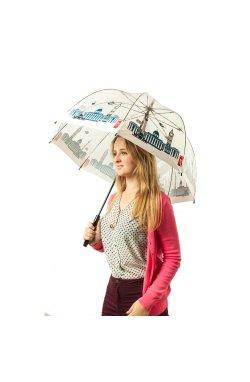 Зонт-трость женский Fulton National Gallery Birdcage-2 L848 National Gallery Skyline (Национальная Галерея)