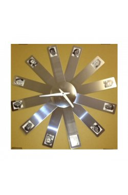 Часы - фоторамка - wws-3033