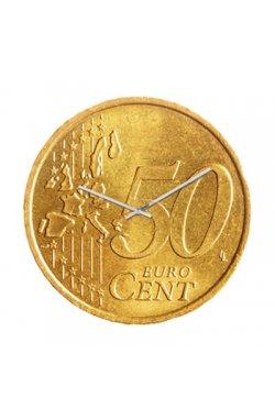 """Настенные часы """"50 центов"""" - wws-3034"""