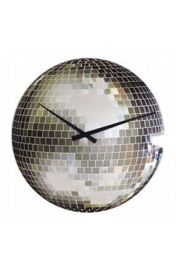 """Часы настенные """"Disco"""", средние ?30 см - wws-4182"""