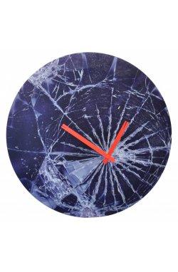 "Часы настенные ""Crash"" ?43 см - wws-5094"