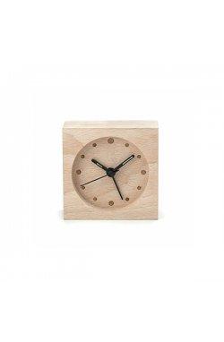 """Часы будильник """"Дерево"""" 8х8 см - wws-7789"""