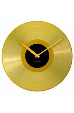 "Часы настенные ""Пластинка"" ?31 см - wws-8286"