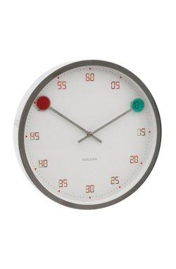 """Часы настенный """"Magic steel"""" ?30 см - wws-8287"""