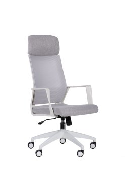 Кресло Twist white св.серый - AMF - 546477