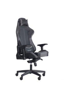 Кресло VR Racer Expert Lord черный/серый - AMF - 546758