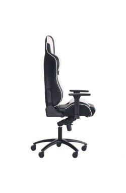 Кресло VR Racer Expert Idol черный/белый - AMF - 546756