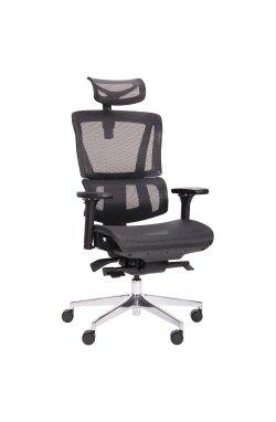 Кресло Hack, Alum, Black/Black - AMF - 546948