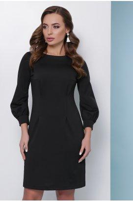 Платье 1701 черный цвет - Повседневное - Marse