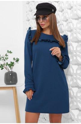 Платье 1845 бирюзовый цвет - Повседневное - Marse