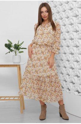 Платье 1860 бежевый цвет - Повседневное - Marse