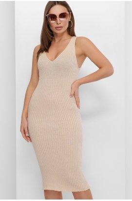 Платье 189 бежевый цвет - Повседневное - Marse
