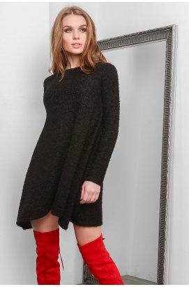 Платье Carica КР-10099-8 - Цвет Черный