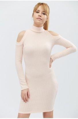 Платье Carica KP-5924-27 - Цвет Персик