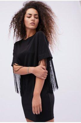 Платье Carica KP-5999-8 - Цвет Черный