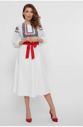Орнамент Платье Сапфира д/р
