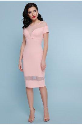 Платье Владана 2 к/р - GLEM, персик