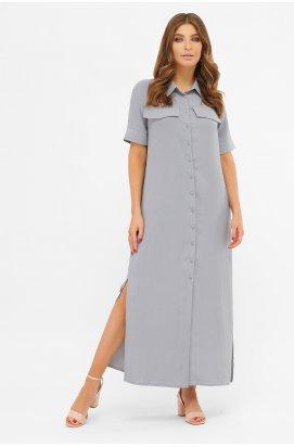 Платье-рубашка Мелиса к/р
