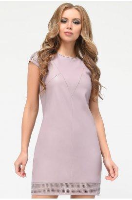 Платье Carica KP-10213-21 - Цвет Пыльная роза
