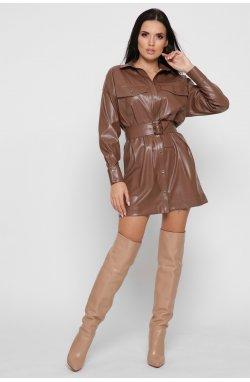 Платье-рубашка Carica KP-10354-26