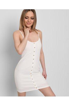 Платье Carica KP-5954-3 - Цвет Молоко