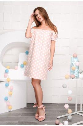 Платье Carica KP-10042-15 - Цвет Розовый