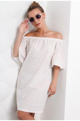 Платье Carica KP-10046-15 - Цвет Розовый