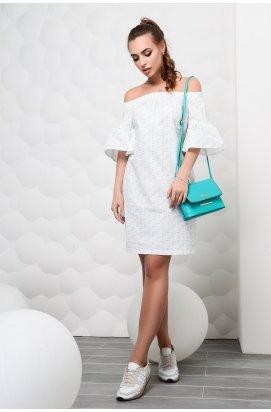 Платье Carica KP-10046-7 - Цвет Мятный