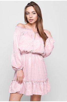 Платье Carica KP-5957-15 - Цвет Розовый