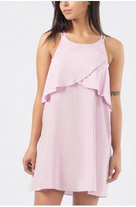 Платье Carica KP-10160-15 - Цвет Розовый