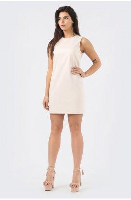 Платье Carica KP-10163-27 - Цвет Персик