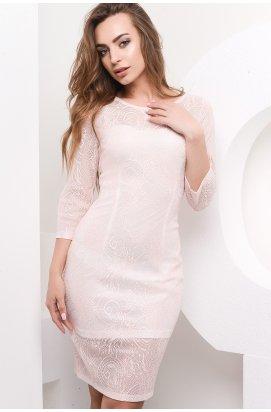 Платье Carica KP-5867-15 - Цвет Розовый