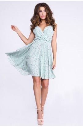 Платье Carica KP-10245-7 - Цвет Мята