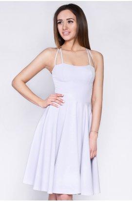 Платье Carica KP-10247-4 - Цвет Серый