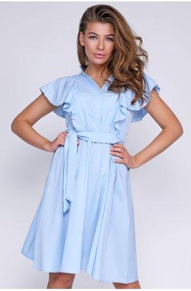 Платье Letta М-31689-11 - Цвет Голубой