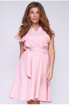Платье Letta М-31689-25 - Цвет Пудра