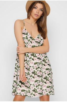 Платье Carica KP-10257-19 - Цвет Лиловый