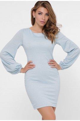 Платье Carica KP-10281-18 - Цвет Бирюза