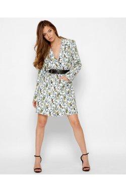 Платье-пиджак Carica KP-10371-3