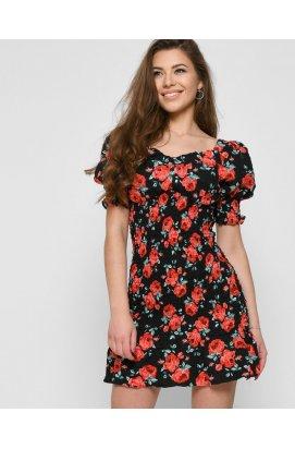 Платье Carica KP-6637-8 - Цвет Черный